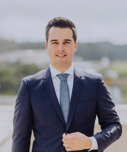 Ricardo Santos - Presidente da Associação comercial e industrial de vila do conde