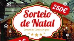 Sorteio de Natal 2019 Vila do Conde