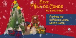 Natal 2020 em Vila do Conde